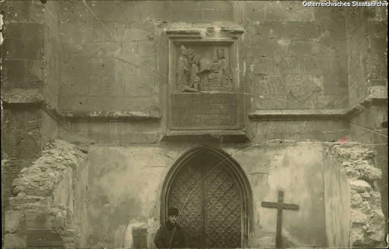 Wislica, Kirche