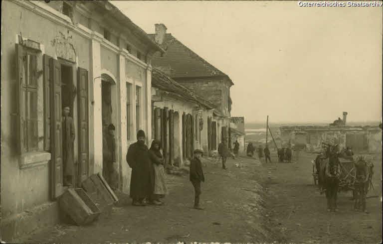 Wislica, Marktseite